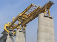 Supply Gantry Crane, Overhead Crane, Bridge Girder Launcher, Concrete Batching Plant,...