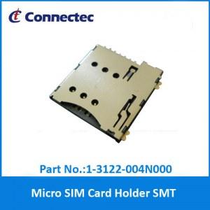 1-3122-004N000_Micro SIM Card Holder SMT