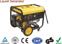Single Cylinder 4-stroke Air-cooled, OHV Gasoline power generator