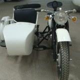 Electric Sidecar Three-wheeled Motorcycle Vehicle