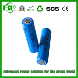 From Chinese M/ODM Factory High Rate 1860 2200mAh Li-ion Battery for Flashlight