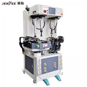 JY-990 universal shoe bottom pressing machine shoe machine hydraulic shoe sole attactin...