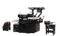 Label printing machine manufacture looking for overseas distributor