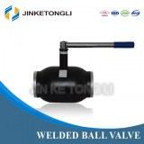 JINKETONGLI Handle type Welded Ball Valve