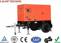 Mobile Generator for Outdoor or Mobility Work Mobile Trailer Power Station