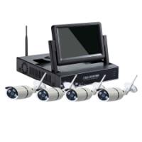Wireless ip camera kits system 720p and 960p
