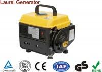 650W Power Lift Portable Generator Heavy Duty Design 2 stroke