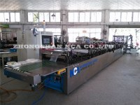 NCA600SZL Doypack, Zipper Pouch Making Machine