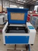 KL-460 mini laser cutting machine, laser engraving machine 4060