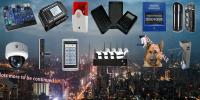 Productos de seguridad vigilancia alarma control de acceso cctv cámara de seguridad