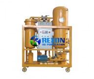 Serie TY Máquina de filtración de aceite de turbina emulsionada Máquina de reciclaje de...