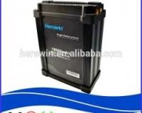 DJI supplier Herewin new designed 12000mah/16000mah 12s 44.4v li polymer battery protot...