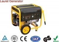 6kW rated power economic open silent gasoline generator