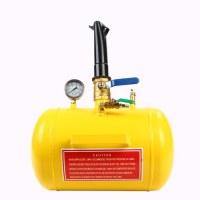 Luftkanone Pumpring Quickfüller rot