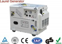 Single Phase/Three Phase Air Cooling Gasoline Generator Set