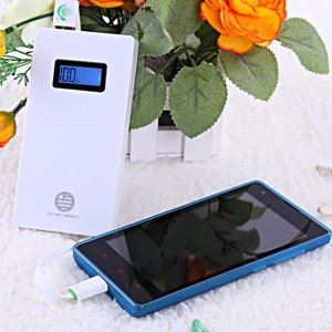 LCD Display Lithium Polymer Power Bank for Samsung (T003)