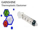 Environmentally friendly Thermoplastic Elastomer for Syringe