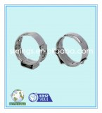 Stainless Steel Single Ear Types High Quality Clamps