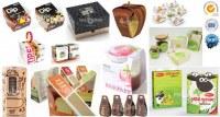 Fabricación de embalaje de papel (caja de alimentos, caja de regalo, bolsa de la compra, caja de...)