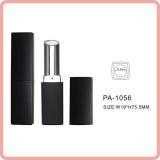 Pa-1056 Square matte black lipstick Tube Lipstick contenedor vacío
