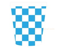 9Oz disposable paper cup, drinking cup, paper cup, party cup, coffee cup