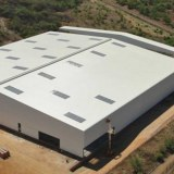 Taller de estructura de acero con CE en china para la venta