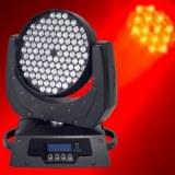 108  LED de 3W luz en movimiento la cabeza