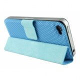 Smart Cover étui cuir haute qualité pour iPhone 4 et iPhone 4S