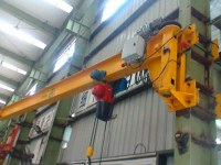 Wall Traveling Slewing Arm Cantilever Jib Crane Price