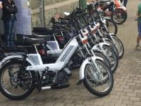 Lote de ciclomotores RUSH de 49,9 cc