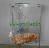 Υδατοδιαλυτή σακούλα πλυντηρίου