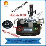 WDS-4860 estación de la reanudación de BGA caliente aire infrarrojo BGA Reball Estación...