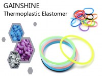 High Resilience Thermoplastic Elastomer for Rubber Band