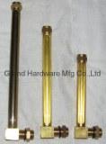 L Type Brass Tube Oil level indicator