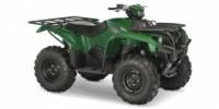 2016 Yamaha Kodiak 700 EPS