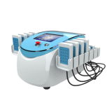 El mejor cuerpo profesional de Lipolaser que adelgaza la máquina con nueva tecnología