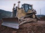 Used CAT Crawler Bulldozer D6R ,70000USD