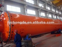 Hot sell!!!ball mill machine with reliable quality and high capacity manufactured by luoyang zhongde