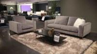 American Style Modern Leather Sofa 5525B#