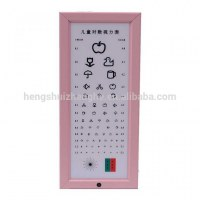 2.5m Visual Acuity Chart for Children or Adult Optical Equipment
