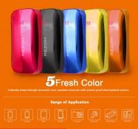 Dual USB Polymer Power Bank 6000mAh Digits Touchable LED Display