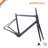 Super light carbon road frame V brake for road racing bicycle frame Super light carbon...