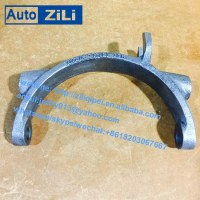 107308001 qijiang city bus QJ705 speed transmission gear box spare parts gear shift fork