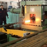 High efficiency upsetter forging machine for Upset Forging of oil casing tube