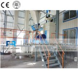 CE approved animal feed making machine