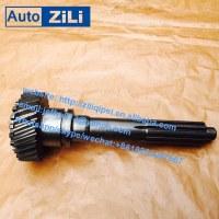 111302801 Hengtong yutong kinglong transmission gearbox box gear Shaft