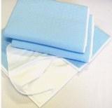 Impermeable Pads Cuna Cama reutilizable Incontinencia bebé (lavables Bajo Pads)