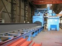 Automatic Metal Polishing Machine in Foundry