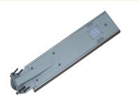 8W alto lumen LED al aire libre solar luz de la calle integrados