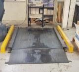 Plate-forme de pesage palette